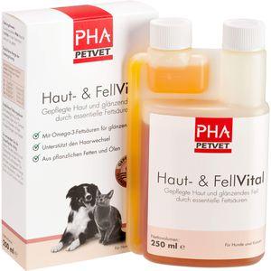 PHA Haut- und FellVital flüssig f.Hunde