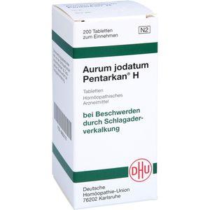 AURUM JODATUM PENTARKAN H Tabletten