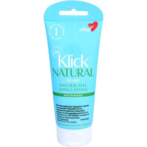 KLICK Natural Glide Gleitmittel
