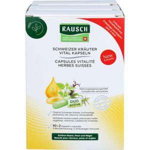 RAUSCH Schweizer Kr.Vital Kaps.3 Monats Packung