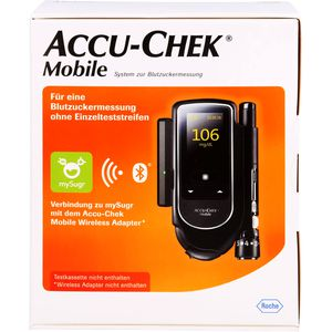 ACCU-CHEK Mobile Set mg/dl III