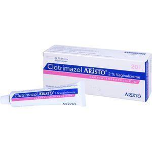 CLOTRIMAZOL ARISTO 2% Vaginalcreme + 3 Applikat.