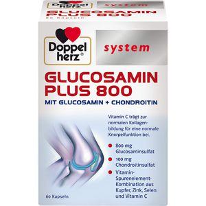 DOPPELHERZ Glucosamin Plus 800 system Kapseln