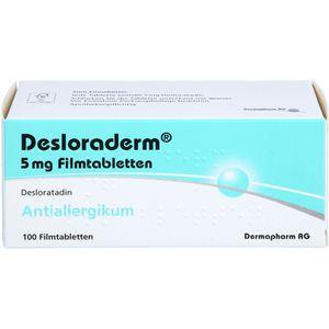DESLORADERM 5 mg Filmtabletten