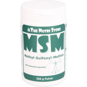 MSM 100% rein Methyl Sulfonyl Methan Pulver