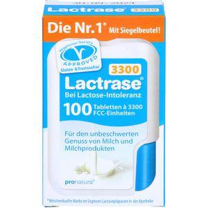 LACTRASE 3.300 FCC Tabletten im Klickspender
