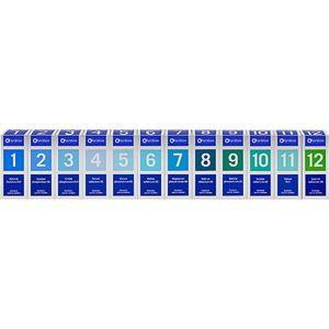 BIOCHEMIE Orthim Reiseapotheke 1-12 12x100 Tabl.