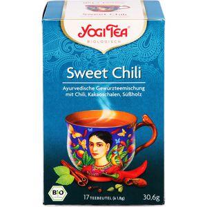 YOGI TEA Sweet Chili Bio Filterbeutel