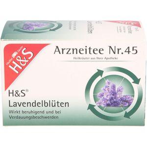 H&S Lavendelblüten Filterbeutel