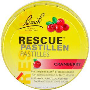 BACH ORIGINAL Rescue Pastillen Cranberry