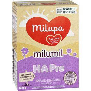 MILUPA MILUMIL HA Pre Pulver