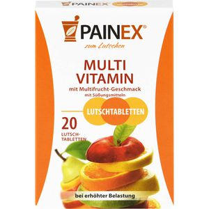MULTIVITAMIN LUTSCHTABLETTEN PAINEX