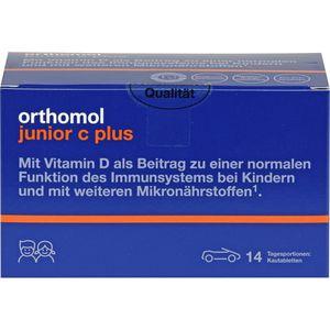 ORTHOMOL Junior C plus Kautabletten
