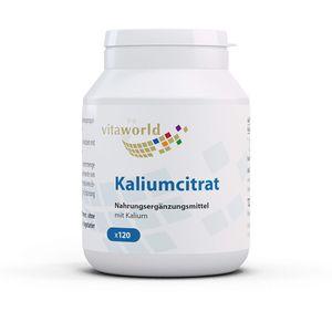 KALIUMCITRAT 560 mg Kapseln