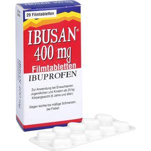 IBUSAN 400 mg Filmtabletten