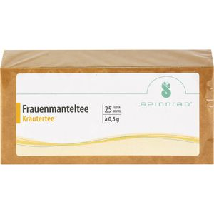 FRAUENMANTEL Tee Filterbeutel