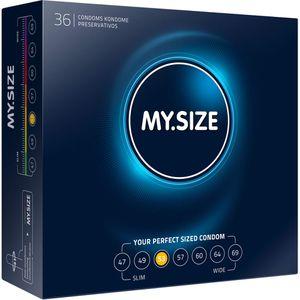 MYSIZE 53 Kondome