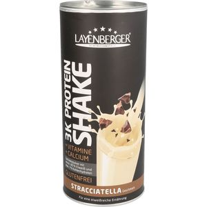 LAYENBERGER LowCarb.one 3K Protein Shake Straccia.