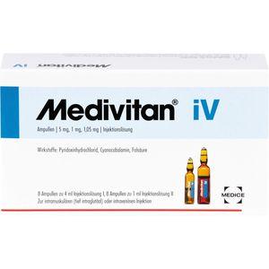 MEDIVITAN iV Injektionslösung in Amp.-Paare