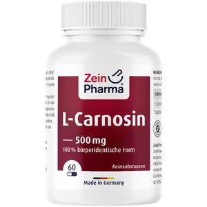 L-CARNOSIN 500 mg Kapseln