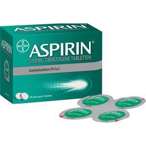 ASPIRIN 500 mg überzogene Tabletten