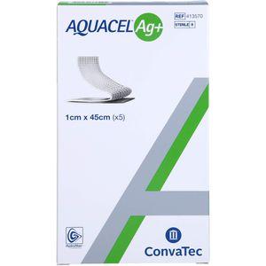 AQUACEL Ag+ 1x45 cm Tamponaden