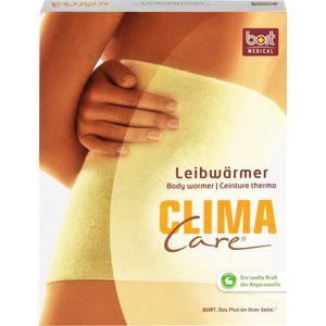 BORT ClimaCare Leibwärmer M silber