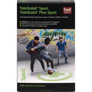 BORT TaloStabil Sport Bandage S schwarz/grün