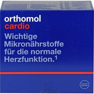 ORTHOMOL Cardio Tabletten/Kapseln Kombipackung