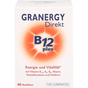 GRANDEL GRANERGY Direkt B12 plus Briefchen