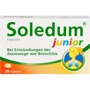 SOLEDUM Kapseln junior 100 mg