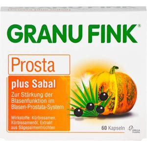 GRANU FINK Prosta plus Sabal Hartkapseln