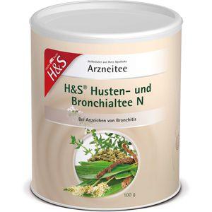 H&S Husten- und Bronchialtee N lose