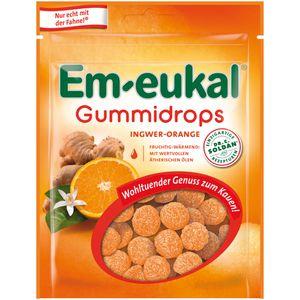 EM EUKAL Gummidrops Ingwer-Orange zuckerhaltig