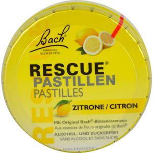 BACH ORIGINAL Rescue Pastillen Zitrone