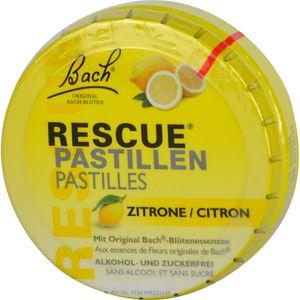 BACH ORIGINAL Rescue Pastillen Zitrone (Nachfolger Rescura PZN 16391735)