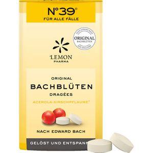 BACHBLÜTEN Notfall No.39 Dragees nach Dr.Bach