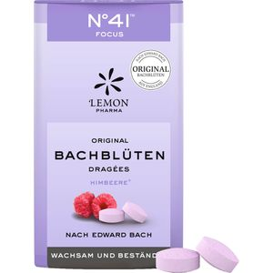 BACHBLÜTEN No.41 Konzentration Dragees n.Dr.Bach