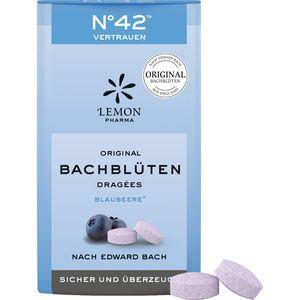 BACHBLÜTEN No.42 Vertrauen Dragees nach Dr.Bach