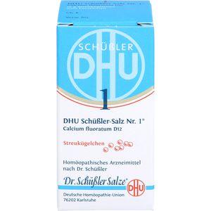 BIOCHEMIE DHU 1 Calcium fluoratum D 12 Globuli