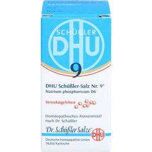 BIOCHEMIE DHU 9 Natrium phosphoricum D 6 Globuli