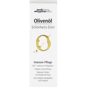 OLIVENÖL SCHÖNHEITS-Elixir Intensiv-Pflege