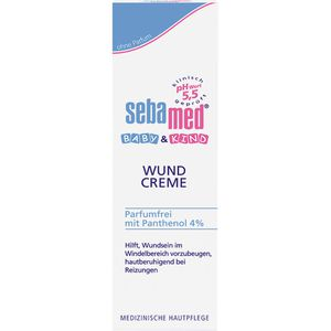 SEBAMED BABY & KIND Wundcreme