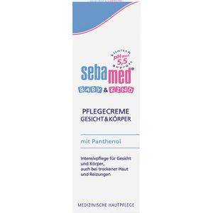 SEBAMED BABY & KIND Pflegecreme