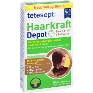 TETESEPT Haarkraft Depot Filmtabletten