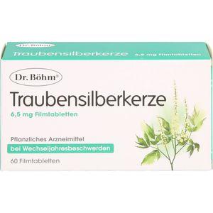 DR.BÖHM Traubensilberkerze 6,5 mg Filmtabletten