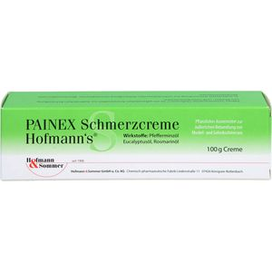 PAINEX Schmerzcreme Hofmann's