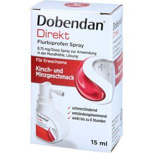 DOBENDAN Direkt Flurbiprofen Spray 8,75mg/Dos.Mund