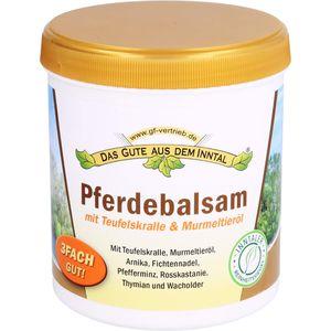 PFERDEBALSAM m.Teufelskralle & Murmeltieröl