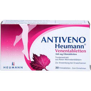 ANTIVENO Heumann Venentabletten 360 mg Filmtabl.